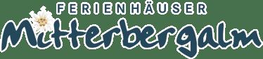 Ferienhäuser Mitterbergalm