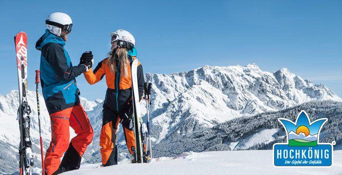 Genießen Sie den Winter im Langlauf-Ski fahren